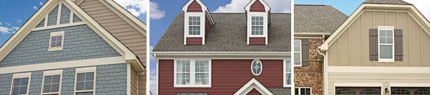 Fiber Cement Siding by Schulte Roofing