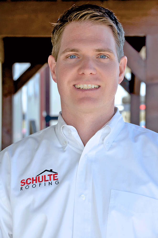 Aaron Crawford Is A Roofing Specialist Schulte Roofing 174