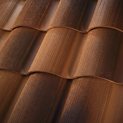 Schulte Roofing College Station Roofing - Rustic Carmel Tiles