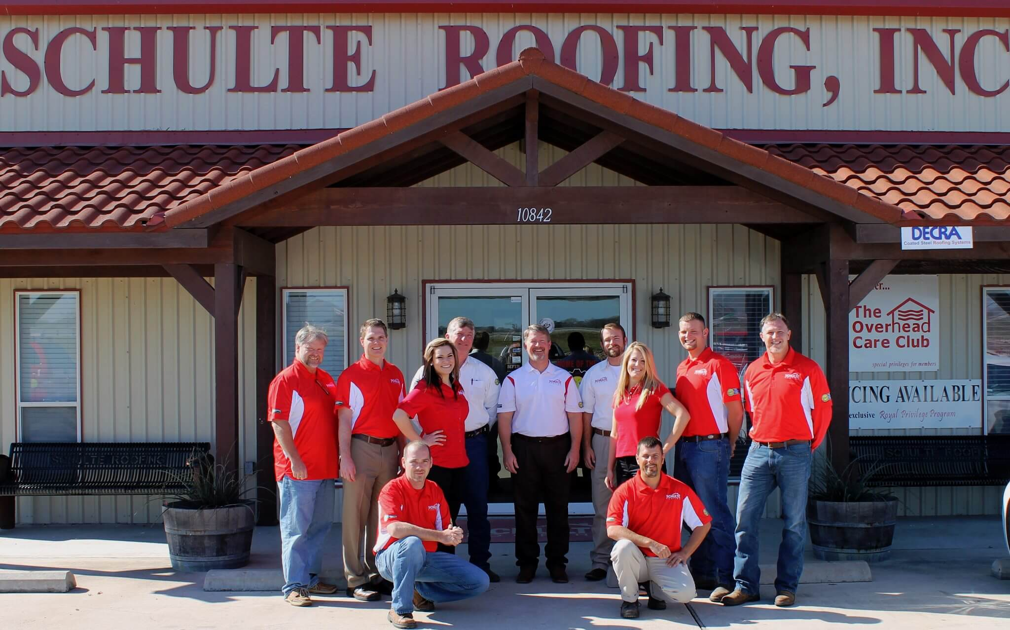 Visit Schulte Roofing at the B/CS Home & Garden Expo