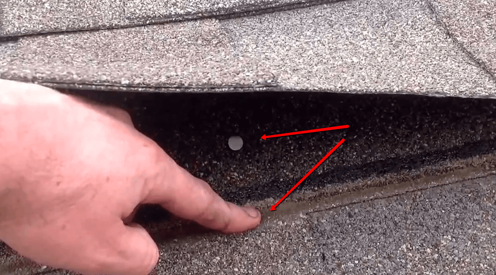 A Roof Repair Walkthrough in South College Station, TX