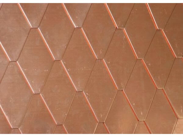 Copper Roof Inspiration Schulte Roofing