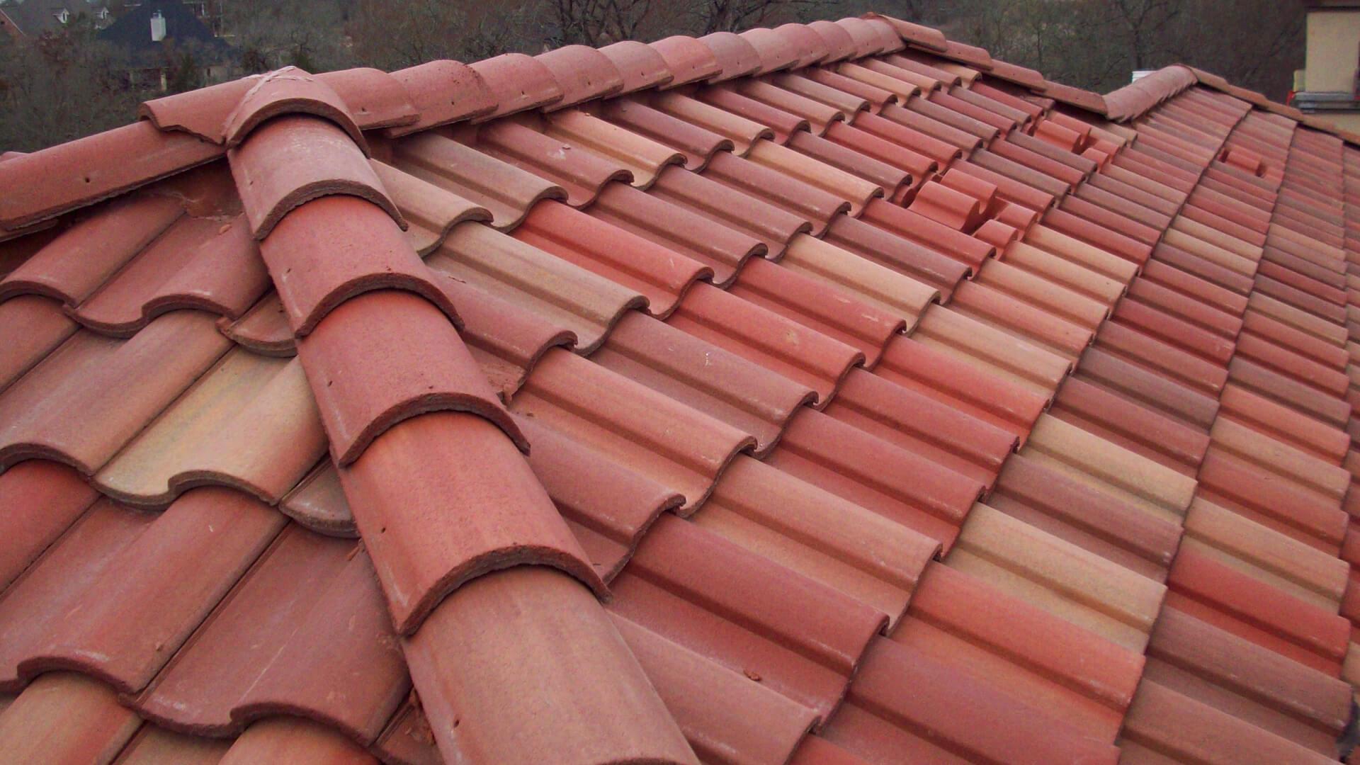 Concrete Tiles - Schulte Roofing