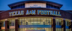 Bright Football Complex - Texas A&M University - Schulte Roofing