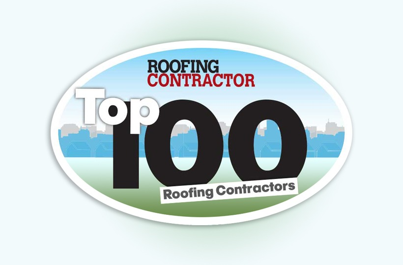 Schulte Roofing is a Roofing Contractor Magazine - Top 100 Roofing Contractor