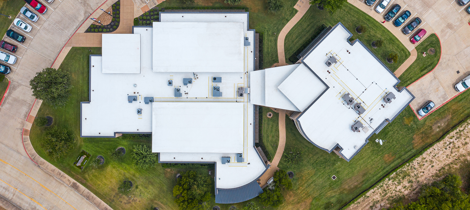 Capsher Technologies - Flat Roof - Schulte Roofing