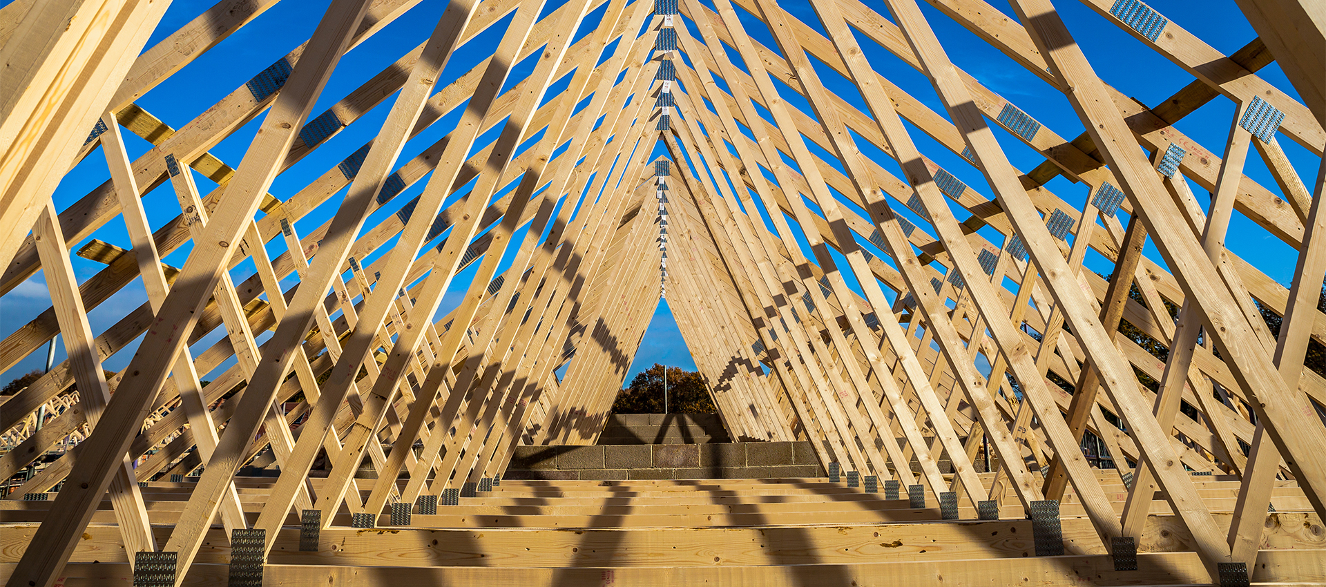 Roof Trusses; A Brief History